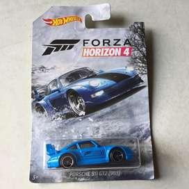 Hot wheels / hotwheels Porsche 911 GT3 RS Forza Horizon
