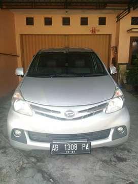 Rp 115000000 .Daihatsu All New Xenia 1,3 R Deluxe,  th 2014 , AB kota