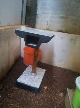 Washing stone