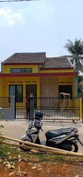 Rumah Siap Huni  DP 0% di Kalimulya Depok