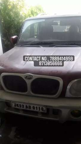 scorpio is good condition all papers are avialable