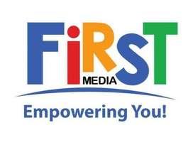 Sales dan Supervisor First Media
