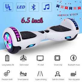 """Brand New 6.5"""" Hoverboard Segway with LED lights"""