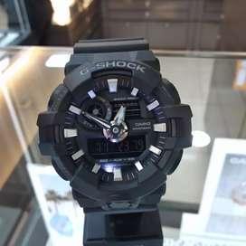 Jam Casio G-Shock GA-700-1BDR (Cicilan Bunga 0%)