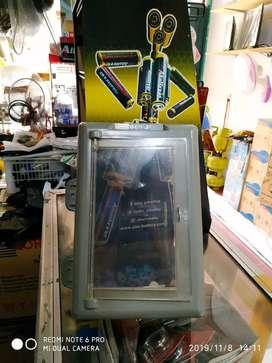 Box meteran listrik pulsa(token)