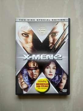Dvd original X-MEN 2