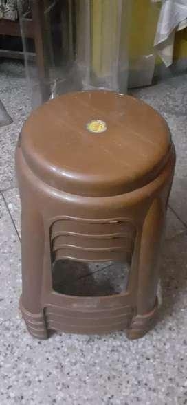 Supreme plastic chair (modda) (Set of 4)