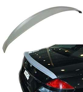 Mercedes Benz S-Class W221 Trunk Lid Spoiler Available