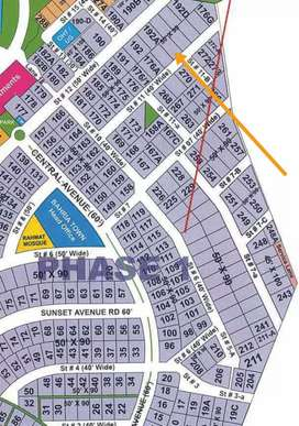 Phase 1 Bharia Town Plot Number 176B Nice Location