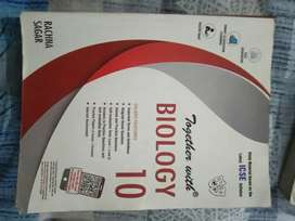 Together with biology for class 10th icse