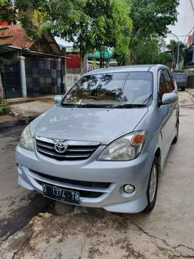 Toyota Avanza S 2006 vvti manual