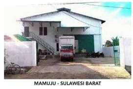 1024. Dijual murah Gudang di Jl Pengayoman, Mamuju Sulawesi Barat