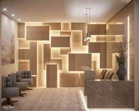 Interior Desain Apartemen Rumah Kantor Jakarta Selatan