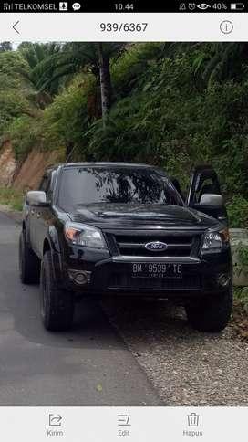 Ford ranger 2500 tdci