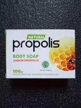 Sabun Transparan Propolis HPAI