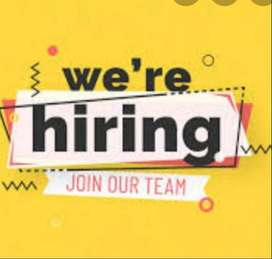 Hiring agents for international BPO (night shift) and H.R forDay shift