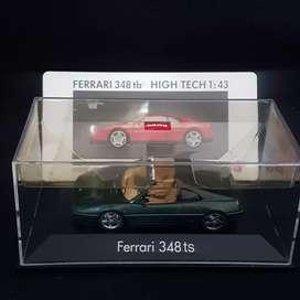 Ferrari 348ts 1/43 by Herpa High tech
