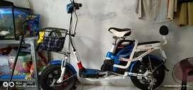 Sepeda listrik mars platinum super rider