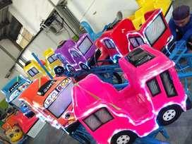 BARU komedi putar kereta panggung odong odong BARU ya SW2 pink