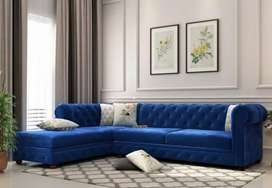 Newly made L shape sofa set   multiple verity direct factory