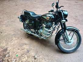 Royal enfield standard 350 better condition