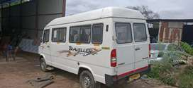12 SEATER  NON A/C. TEMPO TRAVELLER FORCE