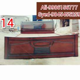 Cot 4250 4×6 size without storage 6500 with storage 6500