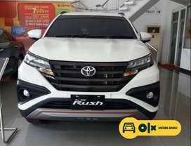 [Mobil Baru] PROMO Toyota Rush 2021 DP RINGAN