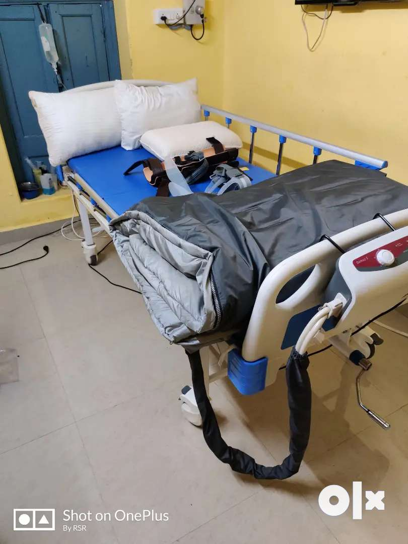 Surgical - Hospital bed & cart 0