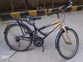 Streer Rider 6 Gear cycle