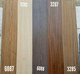 Lantai Vinyl Motif Kayu LOtte Deco 2mm Plank