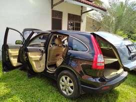 Jual Mobil CRV 2007  Kesayangan Matic. 2.0