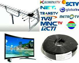 MELAYANI PEMASANGAN BARU ANTENA TV