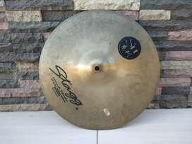 Cymbal drum stagg dan sabian