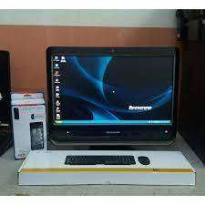 lenovoeb all in one desktop i5 3rd gen 4gb ram 500gb hdd 19''led full