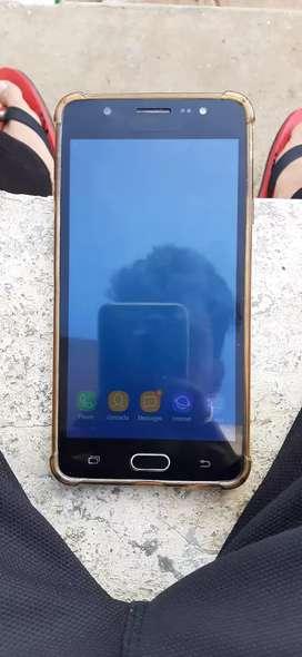 Samsung Galaxy j7 max in new condition.