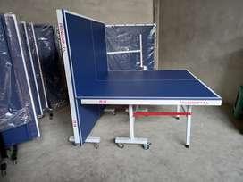 Meja pingpong tenis meja bisa dilipat cod bayar dirumah