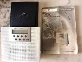 World Space radio set
