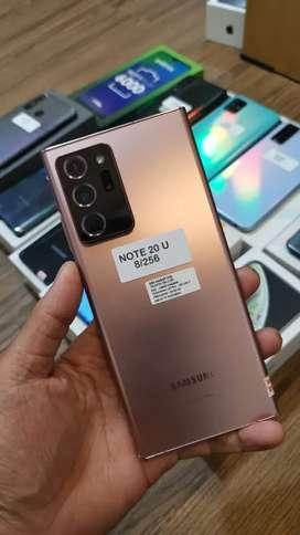 Samsung Note 20 ultra ram 8/256 garansi harga promo