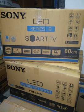 "New pack Sony 32"" inch full hd smart led panel tv on PONGAL pRe offer"
