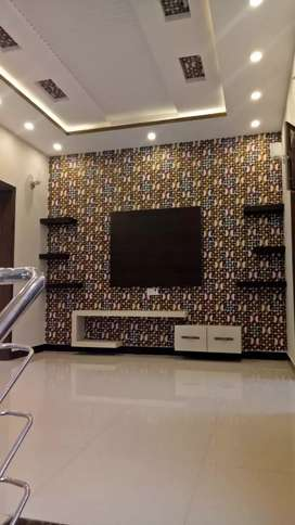 5 Marla Like Brand New Full House For Rent In Sector C Bahria Town lhr