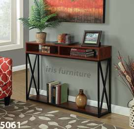 Nelman Console Table By Iris Furniture.