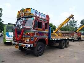 10 wheeler open body truck for sell