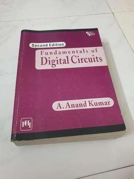 Fundamentals of Digital Circuits (by A.Anand Kumar)
