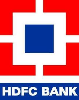 Urgent Hiring in HDFC