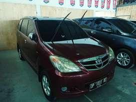 Toyota avanza G Manual tahun 2010