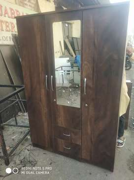 Brand new 3 door wardrobe direct from factory