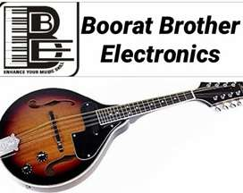 Professional  Acoustic Electric Mandolin  Available in Boorat outlet