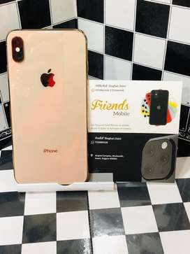 I phone XS max 64 gb gold (fixx price) in warranty