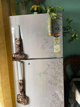 LG smart inverter compressor 10yrs warranty 259L storage volume fridge